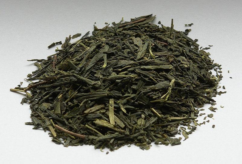 Thé vert de Madagascar